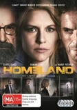 Homeland - The Complete Third Season DVD