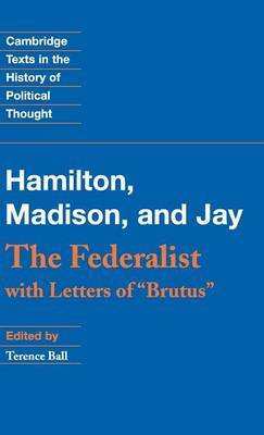 Cambridge Texts in the History of Political Thought by Alexander Hamilton image