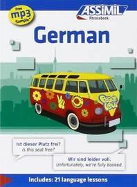 German Phrasebook by Bettina Schodel