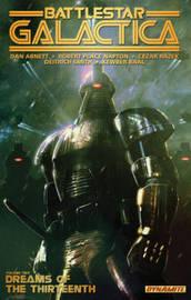 Battlestar Galactica Volume 2: The Adama Gambit by Dan Abnett
