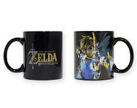 The Legend of Zelda: Coffee Mug - Link image