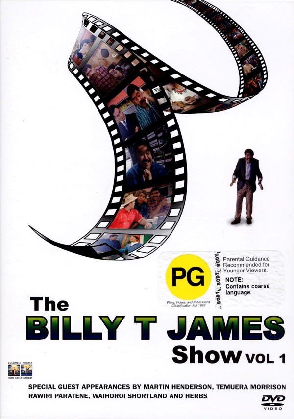 The Billy T. James Show - Vol. 1 on DVD image