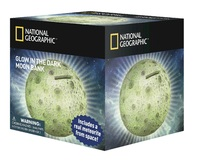 National Geographic: Glow in the Dark - Moon Coin Bank