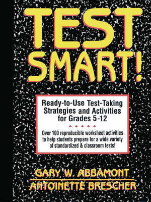 Test Smart! by Gary W Abbamont image
