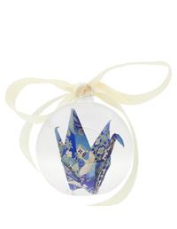 Short Story: Hope in a Box - Diamond Crane Blue image