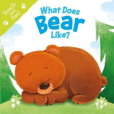 What Does Bear Like (Touch & Feel) by Igloobooks