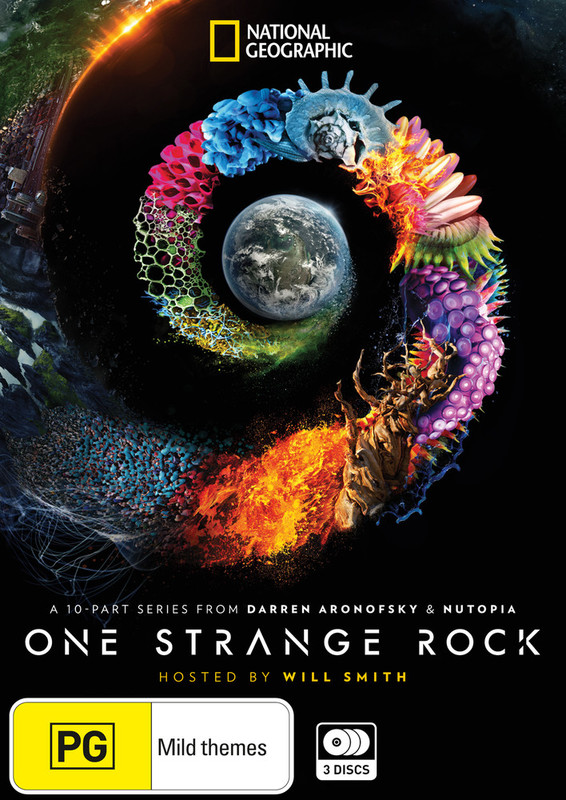 One Strange Rock on DVD