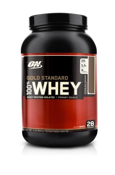 Optimum Nutrition Gold Standard 100% Whey - Extreme Milk Chocolate (907g) image