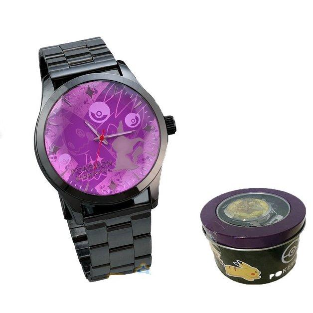 Pokemon: Crystal Cut Wrist Watch (Mimikkyu)