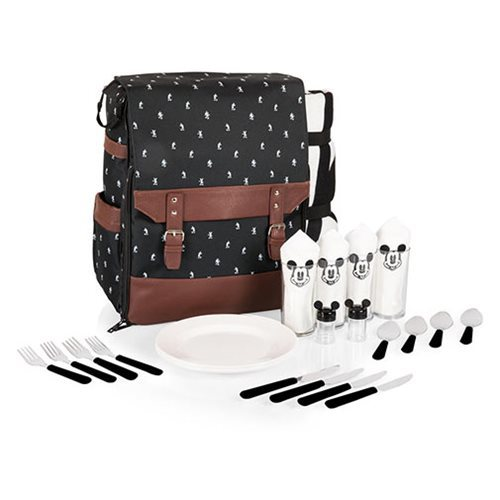 Mickey Mouse : Picnic Backpack