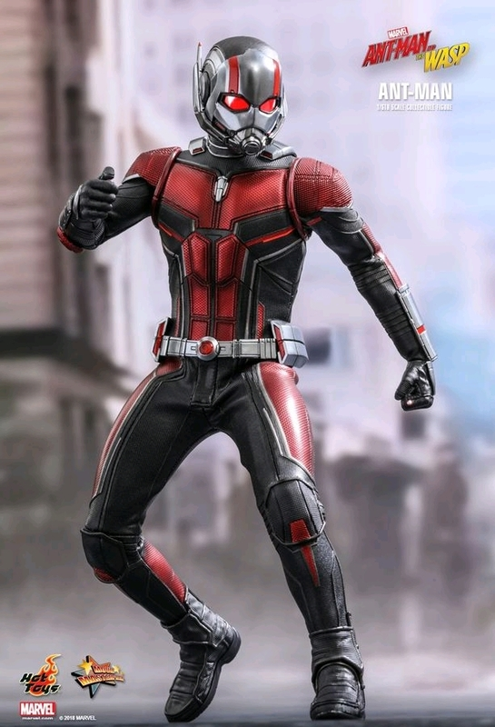 """Marvel: Ant-Man (Antman & The Wasp) - 12"""" Articulated Figure"""