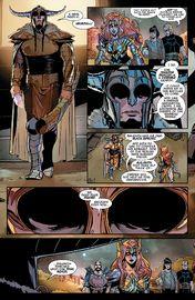 Asgardians Of The Galaxy - #8 (Cover A) by Cullen Bunn