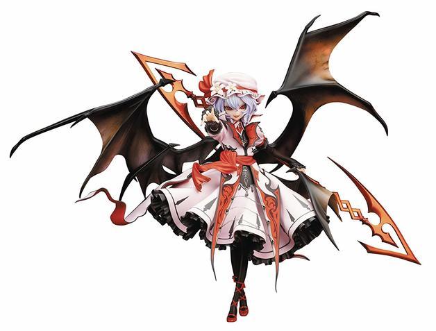 Touhou Project: 1/8 Remilia Scarlet - PVC Figure
