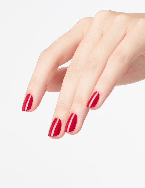 OPI Infinite Shine 2 Lacquer - OPI Red (15ml) image