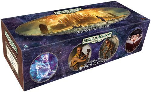Arkham Horror LCG: Return to Path to Carcosa- Upgrade Pack image