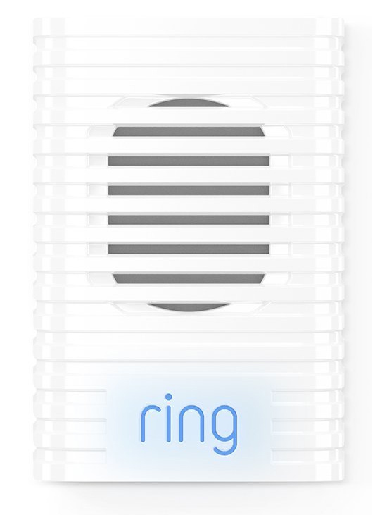 Ring: Chime - Wi-Fi-Enabled Speaker (For Ring Devices)