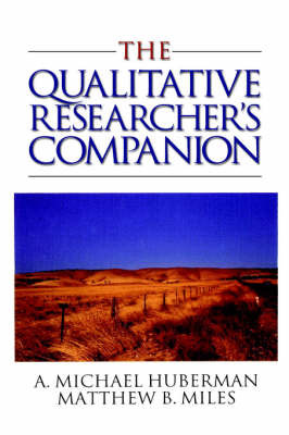 The Qualitative Researcher's Companion by A.Michael Huberman image