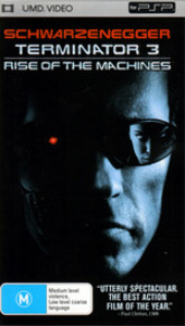 Terminator 3 - Rise Of The Machines for PSP