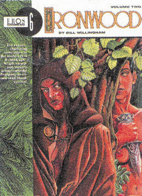 Ironwood Vol.2 by Bill Willingham image
