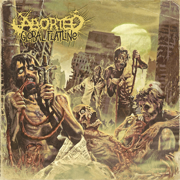 Global Flatline by Aborted