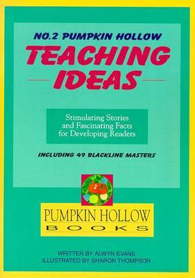 Teaching Ideas for Pumpkin Hollow Books No. 2 by Anne Davis image