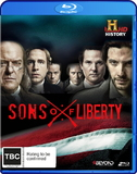 Sons Of Liberty on Blu-ray