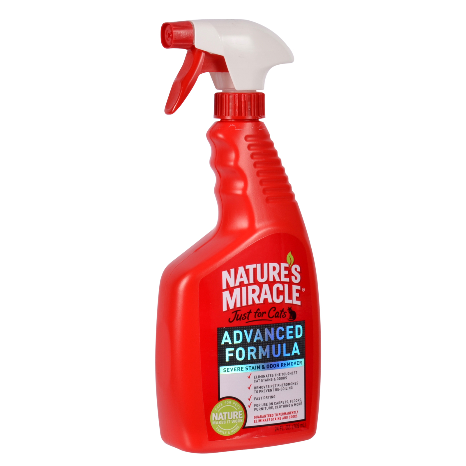 Nature's Miracle: Just For Cats Advanced Stain & Odor Remover image