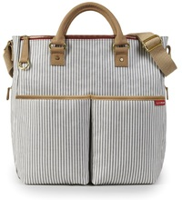 Skip Hop: Diaper Bag - French Stripe