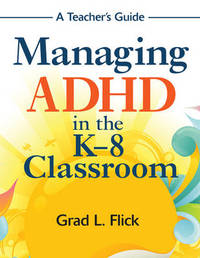 Managing ADHD in the K-8 Classroom image
