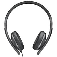 Sennheiser HD 2.30 On Ear Headphones for iPhone (Black)