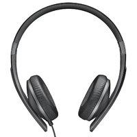 Sennheiser HD 2.30 On Ear Headphones for iPhone (Black)