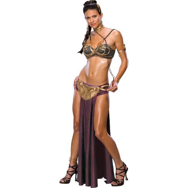 Star Wars Princess Leia Slave Costume (Large)