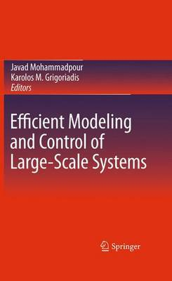 Efficient Modeling and Control of Large-Scale Systems image