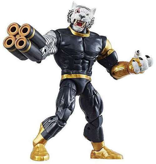 Marvel Legends: Guardians of the Galaxy - Vance Astro Action Figure image