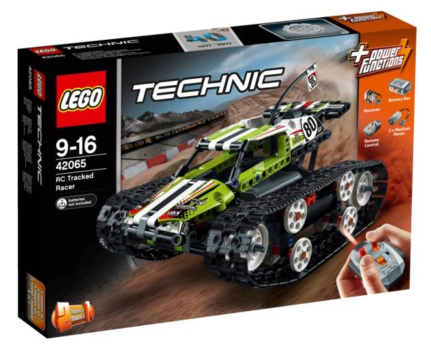 LEGO Technic: RC Tracked Racer (42065)