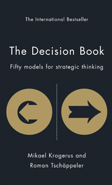 The Decision Book by Mikael Krogerus image