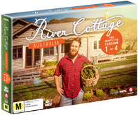 River Cottage Australia: The Complete Seasons 1-4 on DVD