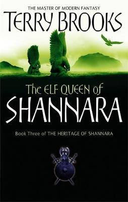 The Elf Queen of Shannara (Heritage of Shannara #3) by Terry Brooks image