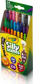 Crayola: Silly Scents - Mini Tiwstable Crayons (24-Pack) image