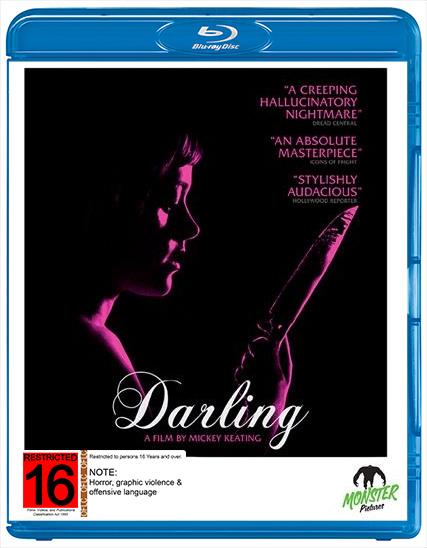 Darling on Blu-ray image
