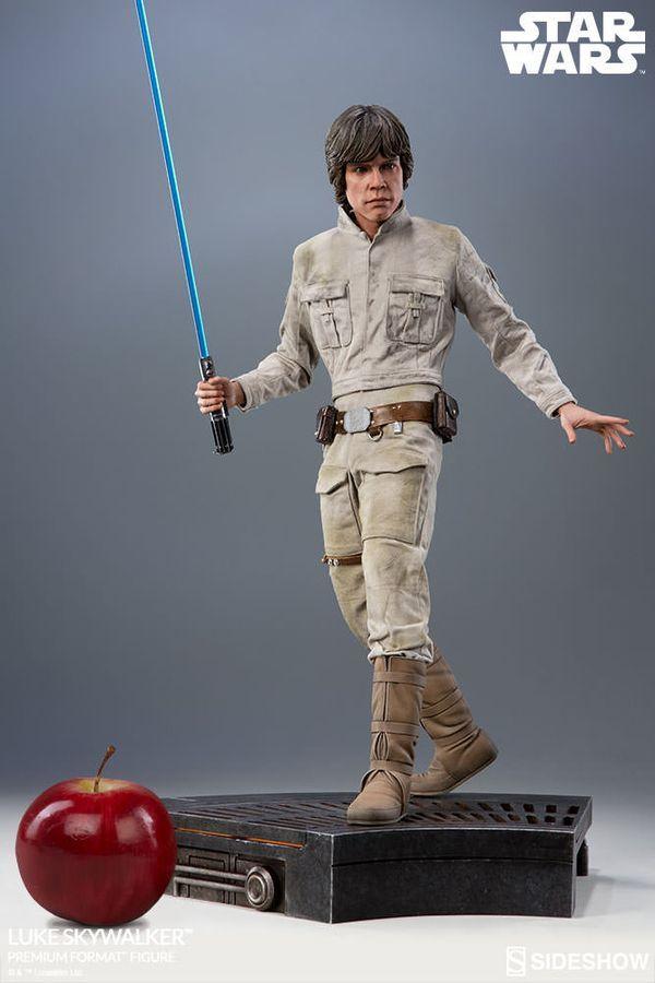"Star Wars: Luke Skywalker (Empire Strikes Back) - 20"" Figure image"