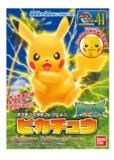 Pokemon Plamo Collection: Select Series Pikachu - Model Kit