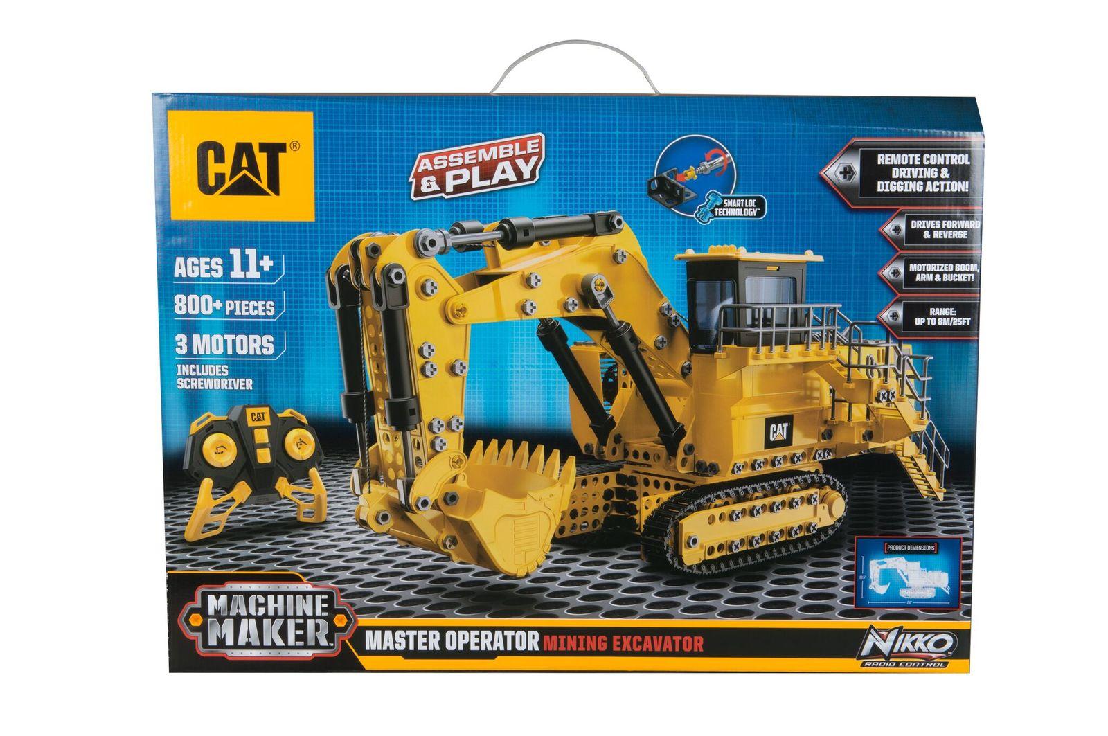 CAT: Master Operator Mining Excavator R/C image