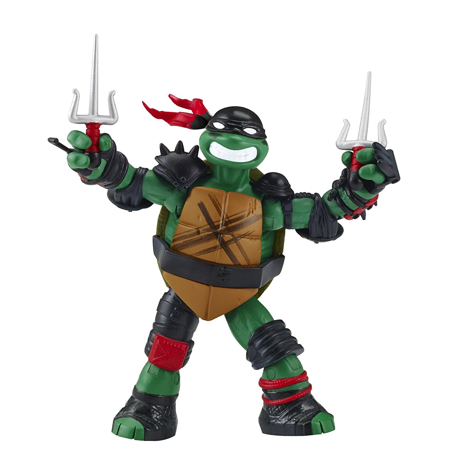 TMNT: Basic Action Figure - Super Ninja Raph image
