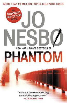 Phantom by Jo Nesbo image