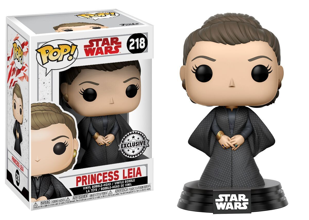 Star Wars: The Last Jedi - Princess Leia Pop! Vinyl Figure image
