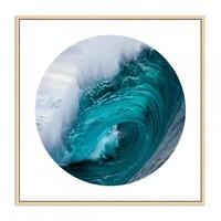 Floating Frame - Rolling Ocean