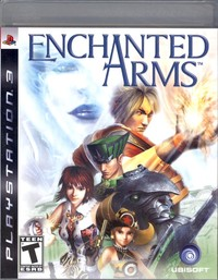 Enchanted Arms for PS3