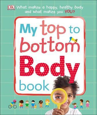 My Top to Bottom Body Book by DK image