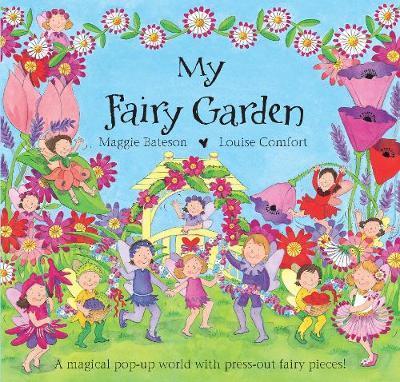 My Fairy Garden (Pop-up Book)
